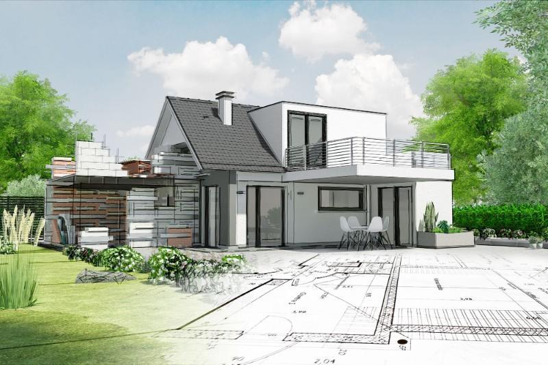 Plan conception maison